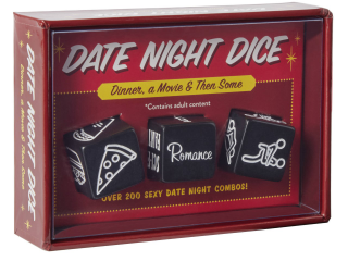Date Night Dice weekly obsessions