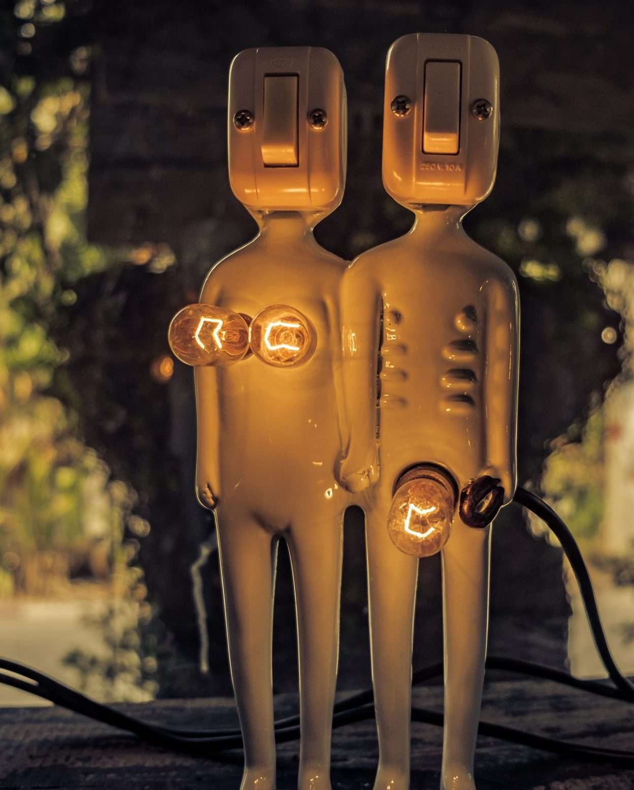 sex with robots kiss and tell